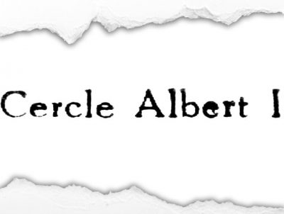Edition Cercle Albert I